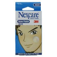 3M Nexcare Skin Care Acne Patch Men - 30 Patches