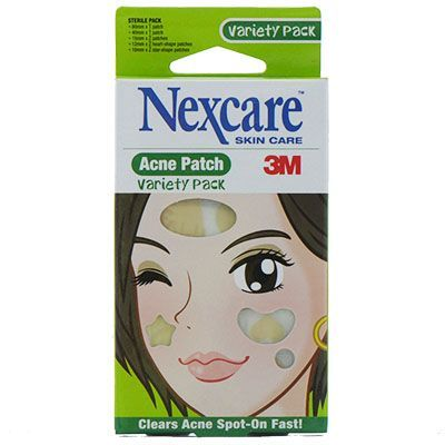 3M Nexcare Skin Care Acne Patch Variety Pack - 8 Patches