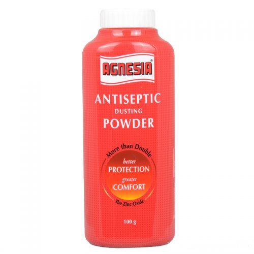 Agnesia Antiseptic Dusting Powder - 100 gm