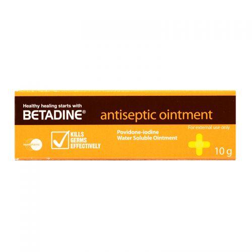 Betadine Antiseptic Ointment - 10 gm