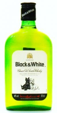 Black & White Choice Old Scotch Whisky - 37.5 cl (40% vol)