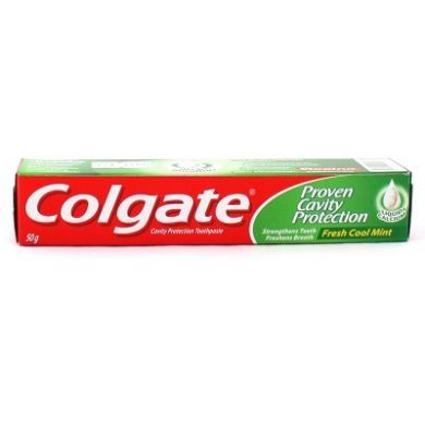 Colgate Cavity Protection Toothpaste (Fresh Cool Mint) - 50gm