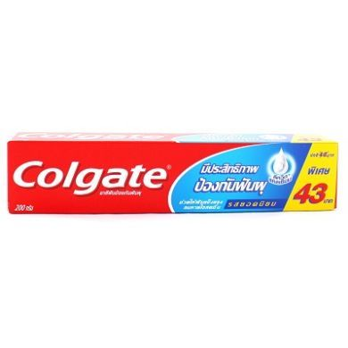 Colgate Cavity Protection Toothpaste (Great Regular Flavor) - 200gm