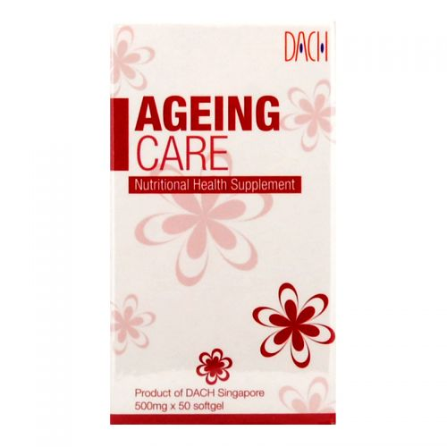 Dach Ageing Care Nutritional Health Supplement - 500mg x 50 Softgel