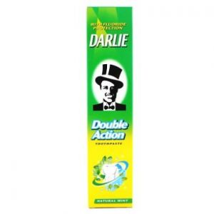 Darlie Double Action Natural Mint Toothpaste - 225gm