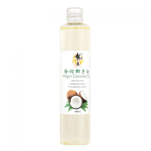 Dragon King Virgin Cococnut Oil - 100ml