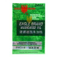 Eagle Brand Medicated Oil - 24 ml