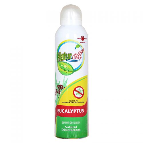 Eagle Brand Naturoil Eucalyptus Natural Disinfectant Spray - 280 ml