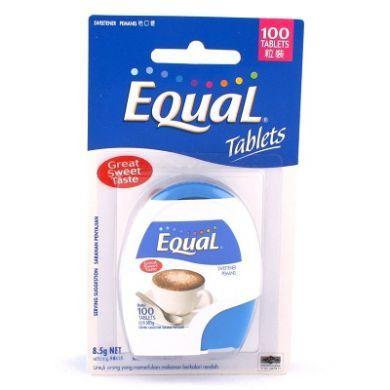 Equal Tablets - 100 Tablets (8.5 gm)