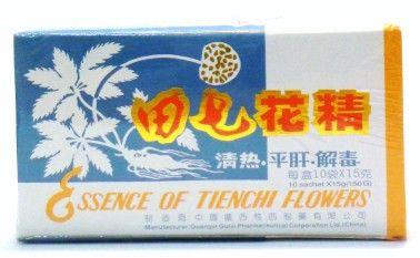 Guangxi  Guixi Essence of Tienchi Flowers - 10 Sachet x 15 gm
