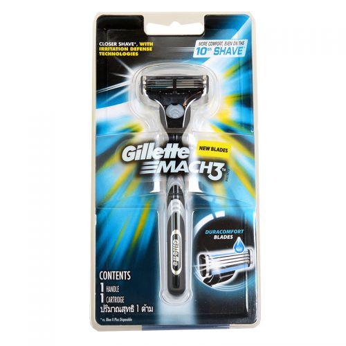 Gillette Mach3 - Duracomfort Blades