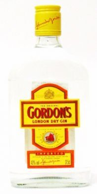 Gordon's London Dry Gin (Imported) - 37.5 cl (43% vol)