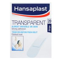 Hansaplast Transparent - 20 Strips
