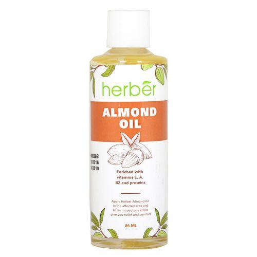 Herber Almond Oil - 85ml