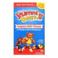 Hero Yummy Bears Complete Multi-Vitamin - 90 Gummy Bears