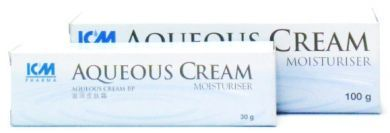 ICM Pharma Aqueous Cream BP Moisturiser - 30 gm