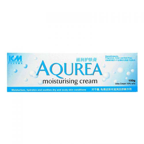 ICM Pharma Aqurea Moisturising Cream - 100g