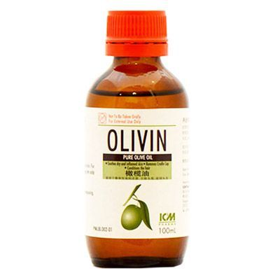 ICM Pharma Olivin Pure Olive Oil (Inedible) - 100 ml