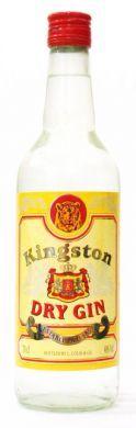 Kingston Dry Gin - 70 cl (40%vol)