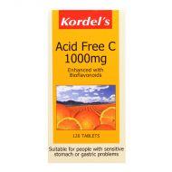Kordel's Acid Free C 1000mg - 120 Tablets