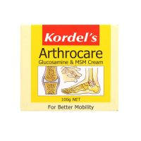 Kordel's Arthrocare Glucosamine and MSM Cream - 100g