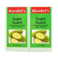 Kordel's Sugar Guard Twin pack - 30 Capsules x 2