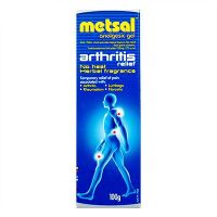 Metsal Analgesic Gel Arthritis Relief - 100g