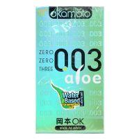 Okamoto 0.03 Aloe - 10 Condoms