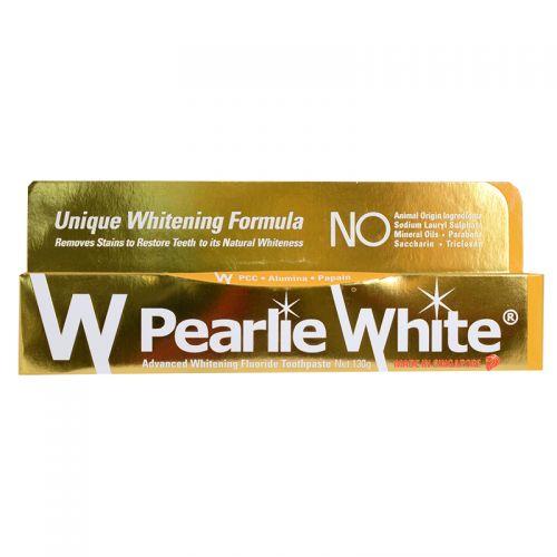 Pearlie White Advanced Whitening Flouride Toothpaste - 130g