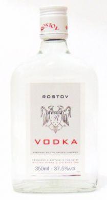 Rostov Imperial Vodka - 350 ml (43% vol)