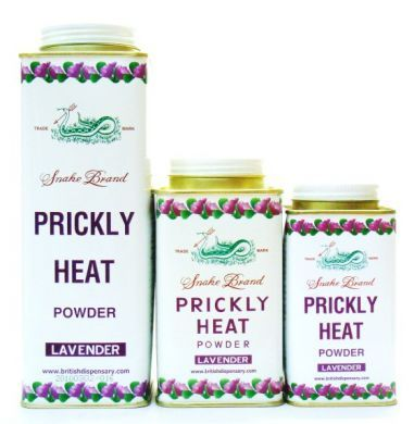Snake Brand Prickly Heat Powder Lavender - 150 gm