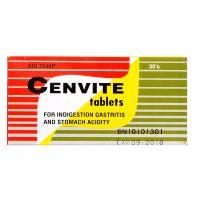 Sunward Cenvite Tablets - 30 Tablets