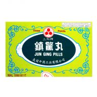 Three Points Brand Jun Ging Pills - 10 Pills X 1.5 gm