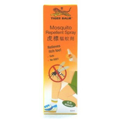 Tiger Balm Mosquito Repellent Spray - 60ml
