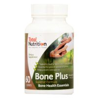 Total Nutrition Bone Plus - 60 Tablets