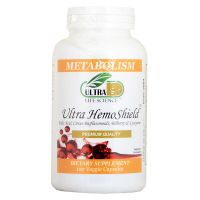 Ultra Life Science Ultra HemoShield - 120 Veggie Capsules