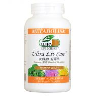Ultra Life Science Ultra Liv Care - 60 Veggie Capsules