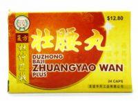 Uniflex Brand Duzhong Baji Zhuangyao Wan Plus - 24 Capsules