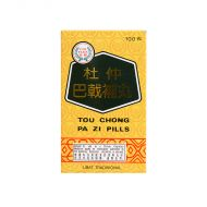Uniflex Brand Tou Chong Pa Zi Pills - 100 Pills