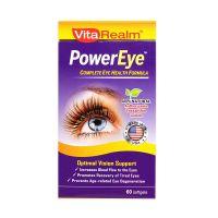 VitaRealm PowerEye - 60 Softgels