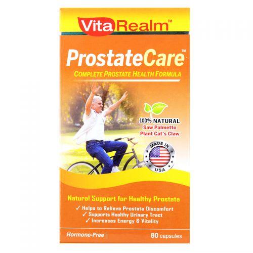 VitaRealm PowerProstate - 80 Capsules