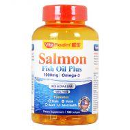 VitaRealm Salmon Fish Oil Plus 1000mg - 100 Softgels