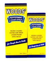 Wood's Peppermint Cough Syrup - 50 ml