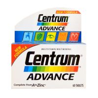 Wyeth Centrum Advance - 60 Tablets