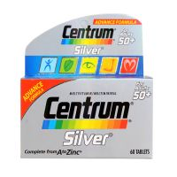 Wyeth Centrum Silver - 60 Tablets